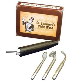 Dr. Clockwork Violet Wand Kit