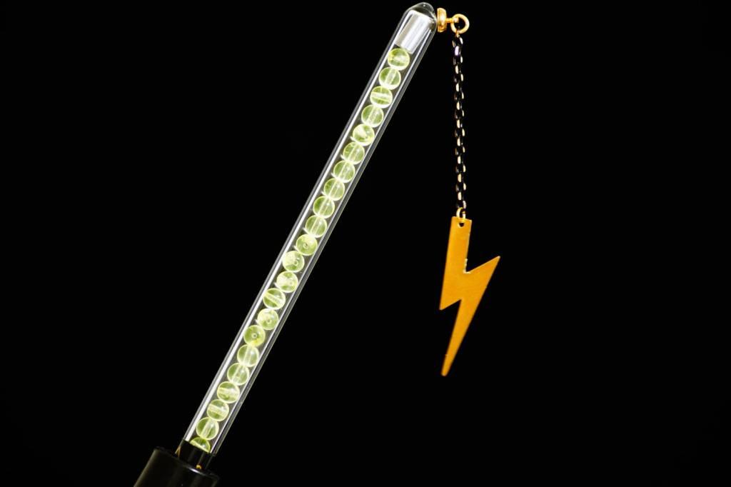 Von Hertz Magnetic Electrode