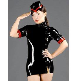 DP Latex Military Dress
