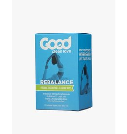 Good Clean Love Rebalance Wipes