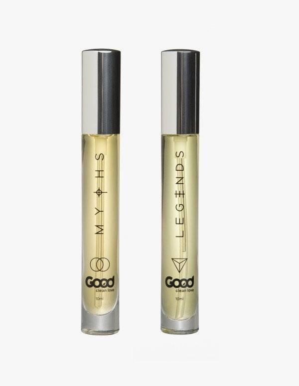 Good Clean Love Organic Perfume
