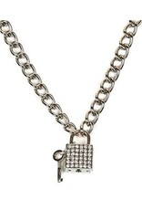 Locking Chain Day Collar