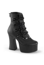 "4.75"" Slush Chunky Heel Ankle Platform"