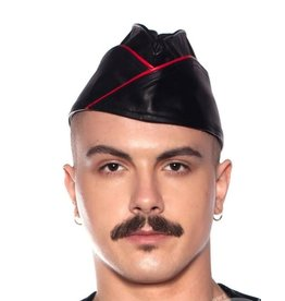 Prowler Prowler Red Leather Triangle Cap