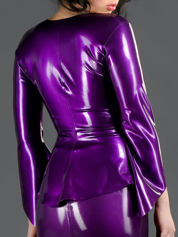 Latex Countess Top