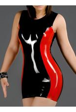 Marbled Latex Revelation Dress