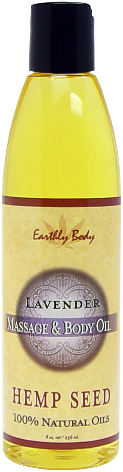 Earthly Body Massage Oil
