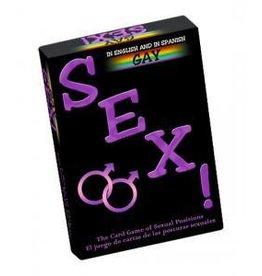 Sex Card Game