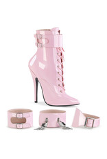 "6"" Ankle Boot with Interchangeable Cuffs"