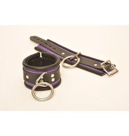 Rolled Wrist Restraint Cuffs