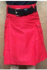 "2"" Leather Kilt Belt"
