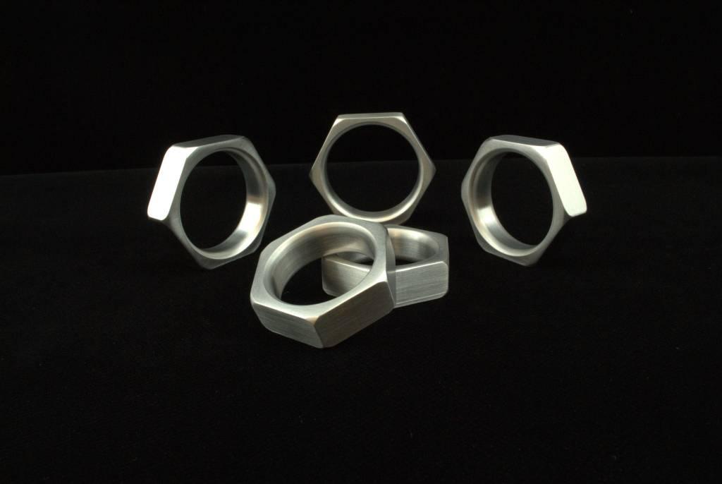 Aluminum Cock-Nut Cock Ring
