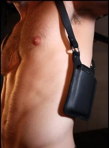 Mr. S. Phone & Wallet Holster Harness