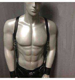 Pavlus Leather Suspenders