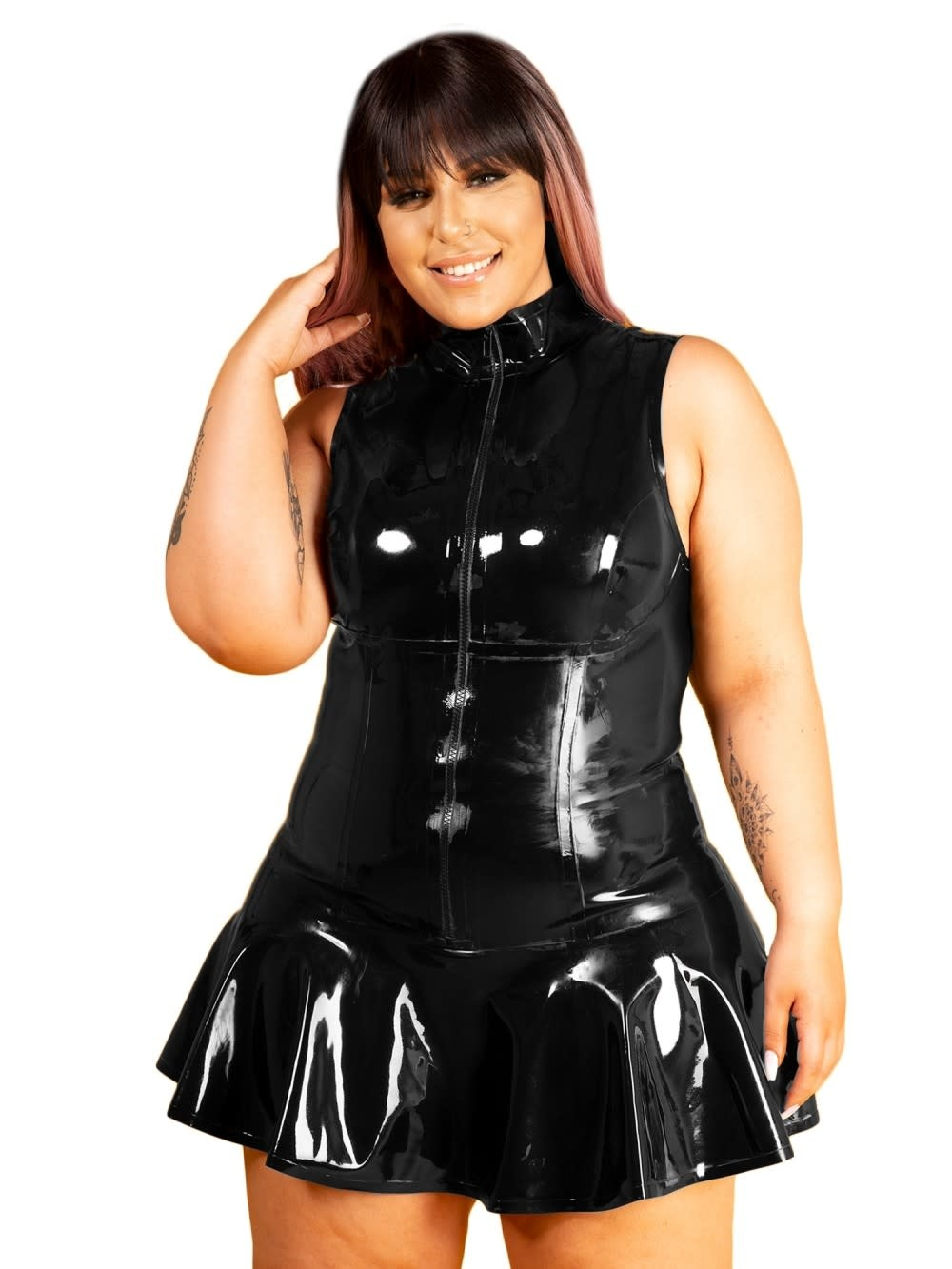 Glamazon Latex Dress