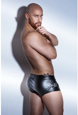 Power Wetlook Easy Access Shorts with Harness