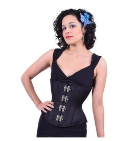 Gothic Hardware Cashmere Hourglass Cincher