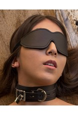 Vondage Vegan Poly-Fleece Lined Blindfold