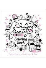 Oh Joy Sex Toy Coloring Book Erika Moen & Matthew Nolan