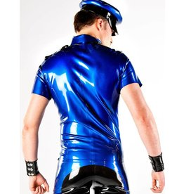 DP Latex Police Uniform Shirt