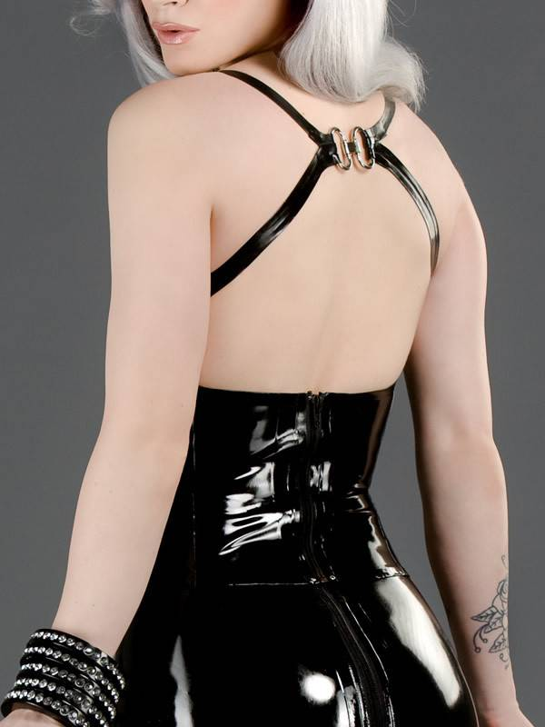 Latex Cocktail Top