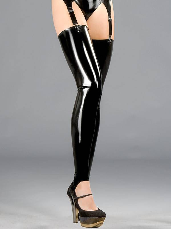 Latex Leg Sleeves