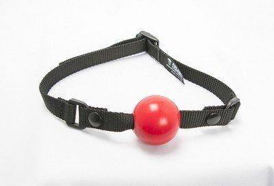 Vegan Silicone Ball Gag