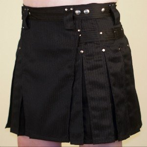 Mini Stump Kilt W/Rivets
