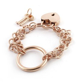 RG Double Chain Locking Cuff
