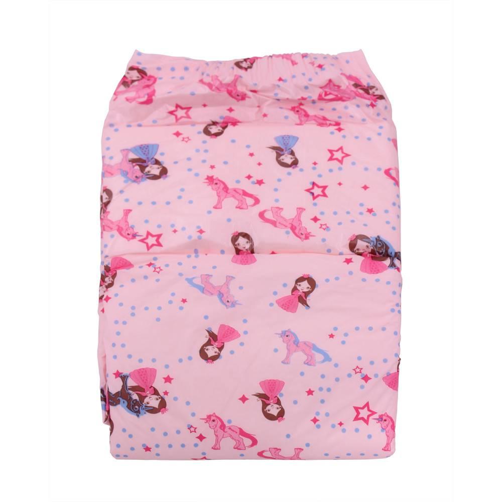 Rearz Disposables Diapers Princess Pink