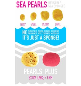 Sea Pearls Sponges