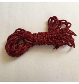 Conductive 2mm Jute Rope 30'