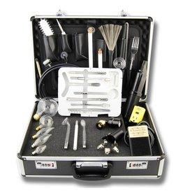 Doctor Clockwork Professional Violet Wand Kit w/ Foot Pedal
