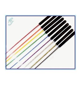 Color Filled Lexan Cane