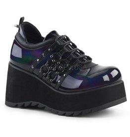 """3"""" Scene Hologram Platform Shoe"""