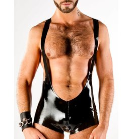 DP Latex Fist Suit w/ Codpiece