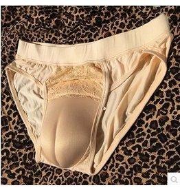 Convex Crotch Brief Panty