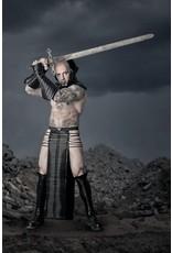 Tatjana Long Ripp Warrior Kilt