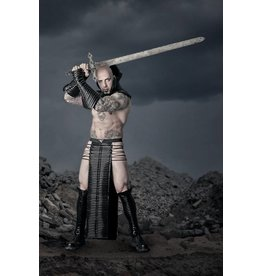 Tatjana Long Ripp Warrior Kilt