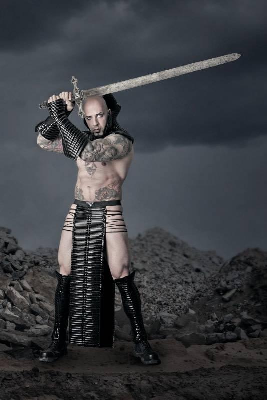 Long Ripp Warrior Kilt