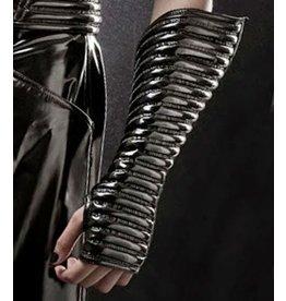 Tatjana Quilted Vinyl  Extrem Gloves