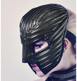 Vinyl Warrior Mask