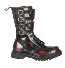 Leather Attack Boot
