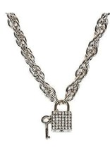 Locking Chain Day Collar