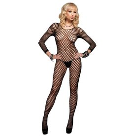 Lycra Ringo Hole LS Bodystocking