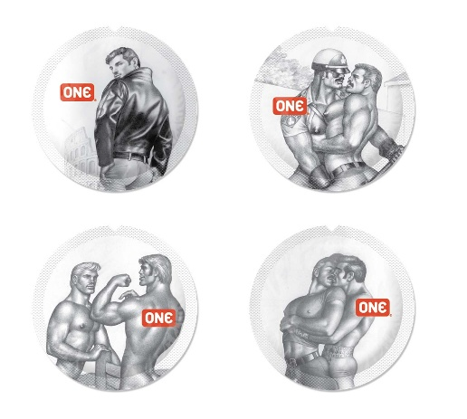 Tom of Finland One Singles