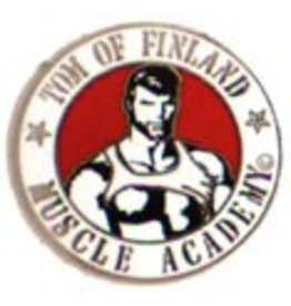 Tom of Finland Enamel Lapel Pin