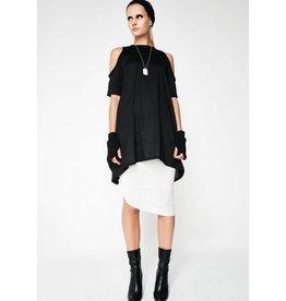 Maia Cold Shoulder Tunic