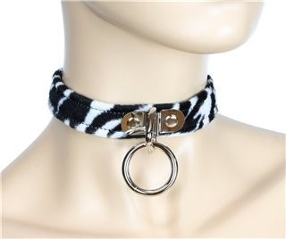 Loop And Ring Collar