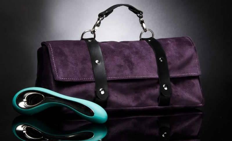 Tristan Toy Bag